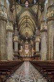 Дуомо Милан, Милан собор, Италия — Стоковое фото