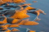 Texture of sand — Stock Photo