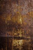 Texture of rusty iron — Stock Photo
