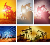 Oil and gas industry. — Stock Photo