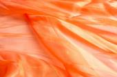 Fabric texture of red. Lining satin. Useful for photons — Stock Photo