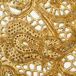 Wool fabric texture. beige, — Stock Photo #73738053