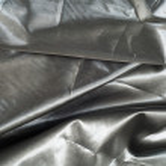 Silk fabric texture. Blue Steel. Very thin, transparent — Stock Photo #73744813