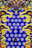 Fabric silk texture. — Stock Photo