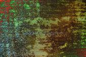 Textura rezavého železa — Stock fotografie