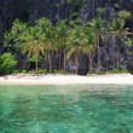 Landscape of El Nido. Palawan island. Philippines. — Stock Photo #51904443