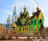 The Orthodox Church. Ulyanovsk. Russia. — Stock Photo