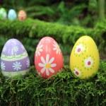 Easter eggs — Stock Photo #65621853