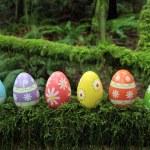 Easter eggs — Stock Photo #65621861