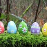 Easter eggs — Stock Photo #65622023