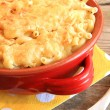 Home made macaroni and cheese — Stock Photo #68325755