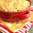 Home made macaroni and cheese — Stock Photo #68325773