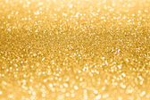 Gold Glitter Sparkle Background — Stock Photo