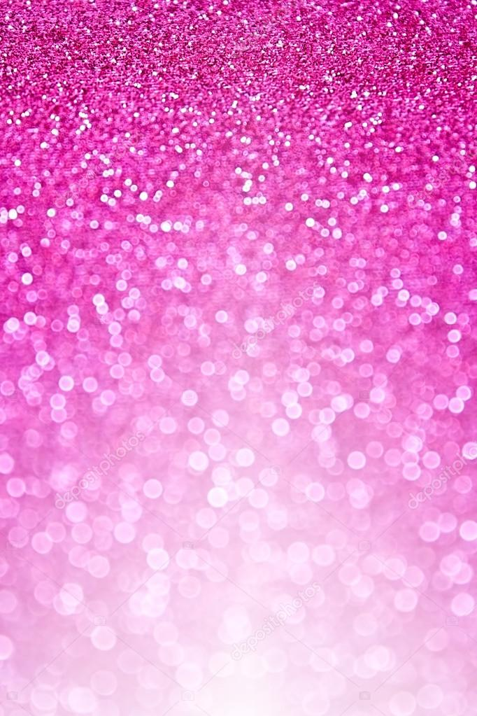 Pink Glitter Sparkle Background — Stock Photo © Steph ...