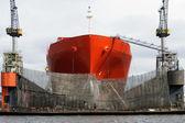 Ships repair — Photo