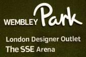 Wembley Park — Stock Photo