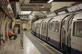 Underground London — Stock Photo