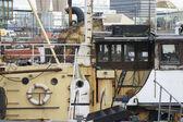 Ships Graveyard — Stockfoto