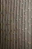 Spot welded steel rod — Stock Photo
