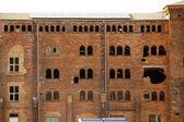 Brick ruin — Stock Photo