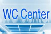 WC Center — Stock Photo