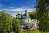 Vydubitsky monastery — Stock Photo