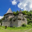 Kamenetz-Podolsk medieval fortification — Stock Photo #70630251