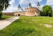 Monastery of the Order of Discalced Carmelites — Stockfoto