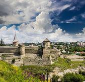Kamenetz-Podolsk fortress — Stock Photo