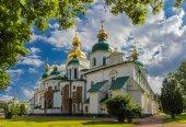Saint Sophia Cathedral, Kiev — Stock Photo