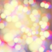 Bokeh defocused lights — Stock Vector