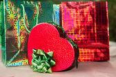 Romantic gift — Stock Photo