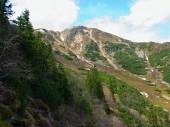 Mountain theme — Stock Photo