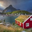 Reine, Norway. — Stock Photo #51893197