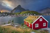 Reine, Norway. — Stock Photo