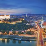 Bratislava, Slovakia. — Stock Photo #55695391