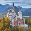 Neuschwanstein Castle, Germany. — Stock Photo #56325065