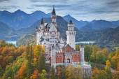 Neuschwanstein Castle, Germany. — Stock Photo
