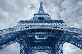 Eiffel Tower. — Stock Photo