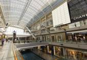 Department store shopping center and Modern building in Singapor — Stockfoto