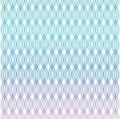 Overlap line seamless background — Stock Vector