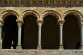 Arches romanesque — Stock Photo