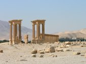 Palmyra — Stock Photo