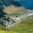 Transfagarasan road, Romania — Stock Photo #52561309
