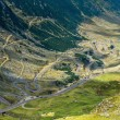 Transfagarasan road, Romania — Stock Photo #52561315