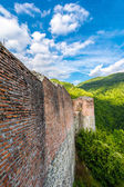 Poenari fortress, Romania — Stock Photo