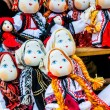 Handmade romanian dolls — Stock Photo #52693135
