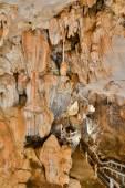Tham Chang cave, Vang Vieng — Stock Photo
