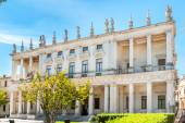 Palazzo Chiericati in Vicenza — Stock Photo