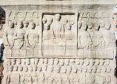 Obelisk of Theodosius,Istanbul, Turkey — Stock Photo